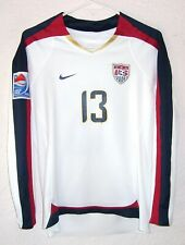 USA Nike Womens World Cup U-20 Chile 2008 Alex Morgan Player Issue Soccer Jersey
