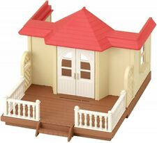 Sylvanian Families Epoch Nice house on the terrace ハ-38 Limited Japan a110