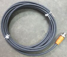 Lumberg RSTS 4-288/5m Cordset 4 Pin M12 Shielded Male