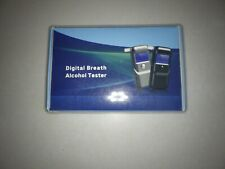 Breathalyzer, Warmhoming Portable Breath Alcohol Tester LED Screen with Mouthpie