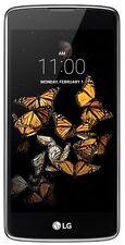 LG K8 - 8GB - Schwarz und Blau (Ohne Simlock) Smartphone