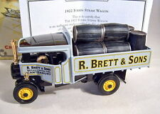 Models of Yesteryear 1922 Foden Steam Wagon