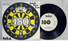 "British Darts Team - 180 - BDO Theme - 1981 7"" vinyl 45 RPM single record"