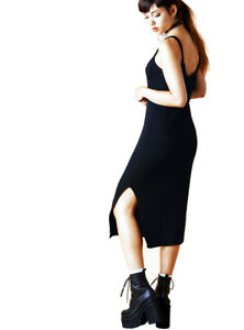 UNIF - Cameron Dress in Black, Brand New With Tags