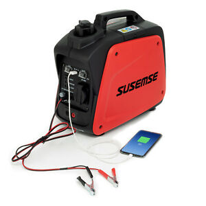 Gasoline Generator 0.9KW Household Small Portable Micro Permanent Magnet Silent