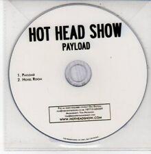 (DD691) Hot Head Show, Payload - 2011 DJ CD