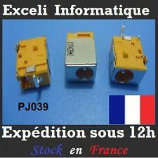 Connecteur dc jack power socket pj039 ACER emachines g520 series