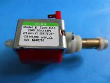 POMPA ULKA Model E Type EX4  230V 50Hz 48W 2/1 20 Bar