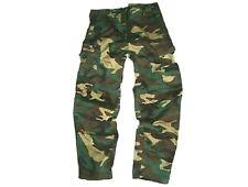 Garçons 13-14 ans pantalon militaire combat armée soldat bottoms Vert Camouflage