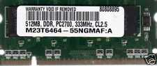 512mb XEROX Phaser Printer 8500 8500DN 8550 8550DP 8550DT 8550DX 8560 RAM Memory