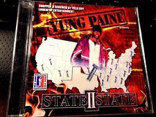State II State por Yung Paine ( CD Raro Oop Tx Rap Mc Eiht Lil' Keke Juice Riz