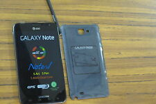 Samsung Galaxy Note  SGH-I717 - 16GB - black  Unlocked +at&t  Smartphone