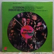 f55549574357 Lebron Brothers-Discos Bailables-Rare Orig.1st.Press-Cotique 005-