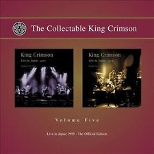 The Collectable King Crimson, Vol. 5: Live in Japan, 1995 by King Crimson...