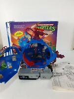TMNT Playmates Technodrome Scout Vehicle Teenage Mutant Ninja Turtles Boxed RARE