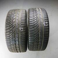2x Michelin Pilot Alpin PA4 245/40 R19 98V DOT 3812 5 mm Winterreifen
