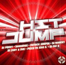 HIT JUMP! - DJ PORNY, BANGBROS, JUMPSTARZ, REFRESH, DJ MARCKY - CD NEU