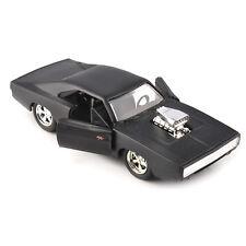 Jada 1970 Dodge Charger Used Under License 1/32 Diecast Vehicles Black Model Toy