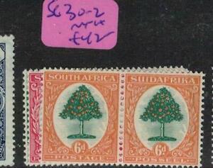 South Africa SG 30-2 MNH (8ena)