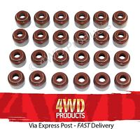 Valve Stem Seal SET for Mitsubishi Triton MK (96-06) Challenger 98-073.0-V6 6G72