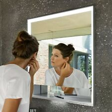 Keuco Royal Lumos 650mm Recessed Mirror Cabinet Right Hand Hinge