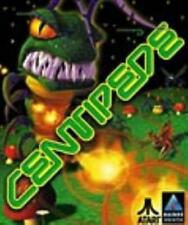 Centipede Pc Cd shoot insect bug mushrooms old arcade game updated to 3D action!
