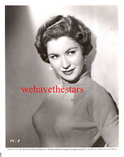 Vintage Patricia Crowley BUSTY TIGHT SWEATER BEAUTY '55 Publicity Portrait