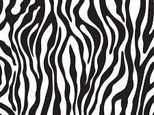 Lavoro Top Risparmiatore Vetro Tagliere 40 x 30 Zebra Design