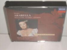 430 387-2 R Strauss Arabella Vienna Philharmonic Orchestra Sir Georg Solti  2CD