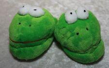 1/3 1/4 Doll Slippers Frog Animal Shaped Plush Slipper Shoe MSD SD Dollfie BJD