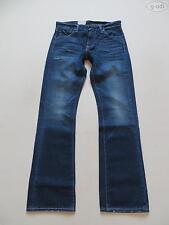 Faded Levi's L34 Herren-Jeans mit mittlerer Bundhöhe