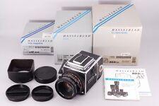 Near Mint Hasselblad 503Cxi w/Cf 80mm F2.8 Lens A12 Ii Fim Back from Japan a409