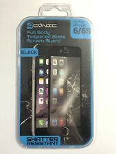 Essentials full body tempered glass screen guard for  iphone 6   New in case