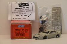 KIT FERRARI 575 GTC BARRON CONNOR RACING LE MANS 2004 #62 BBR 1/43 NEUF EN BOITE