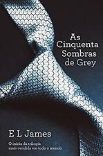 As Cinquenta Sombras de Grey, James, E L, Used; Good Book