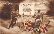 Le Diner du retour