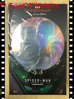 🔥 Hot Toys MMS 541 Spider-Man Far From Home (Stealth Suit Version) Deluxe NEW