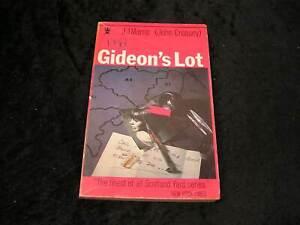 Gideon's Lot by John Creasey writing as JJ Marric