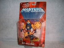 SY-KLONE 2002 MOTU Masters of the Universe MISP new