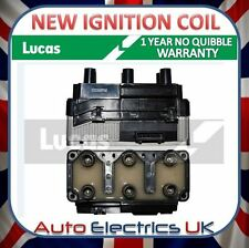 FITS VW FORD MERCEDES - IGNITION COIL PACK NEW LUCAS OE QUALITY