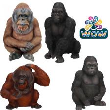 Gorilla Kong Silverback Mandrill Monkey Big Maurice Ape Orangutan Nemesis Now