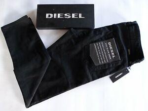 Diesel Jeans - Thommer - Skinny Fit - 0688H Black - BNWT