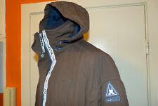Gaastra PR-G Air Damen Jacke Gr. M mit Kapuze braun - TOP