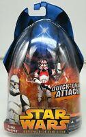 Star Wars Revenge of the Sith III 6 Clone Trooper Shock Trooper New Hasbro