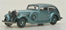 GFCC 1:43 1935 Jaguar SS1 Airline Toys Alloy car model 4300 Vintage car sky blue