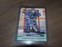 1992-93 Ultra #213 Felix Potvin  Rookie