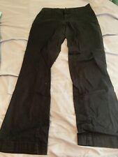 Vintage Arizona Womens Size 7 Juniors Skinny Leg Black Denim Jeans