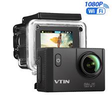 Sport Action Cam Kamera 2.0 Zoll Full HD 1080P WiFi Wasserdichte 170° Cam