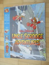 Carl Barks Library Uncle Scrooge Adventures 6  Sealed with Card  Gladstone NEW