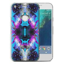 STUFF4 Phone Case for Google Nexus/Pixel Smartphone/Symmetry Pattern/Cover
